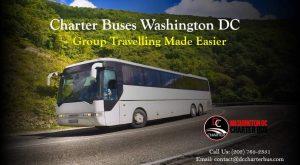 Charter Buses Washington DC