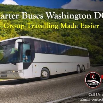 Charter Buses Washington DC