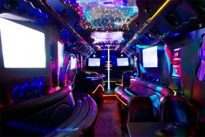 party bus rental charlotte