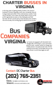 bus companies in virginia