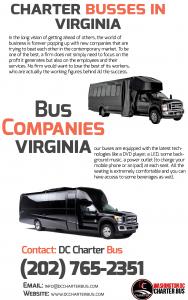 bus companies in virginia
