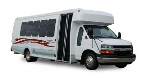 mini bus rental in DC