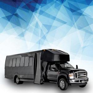 mini bus rental in DC