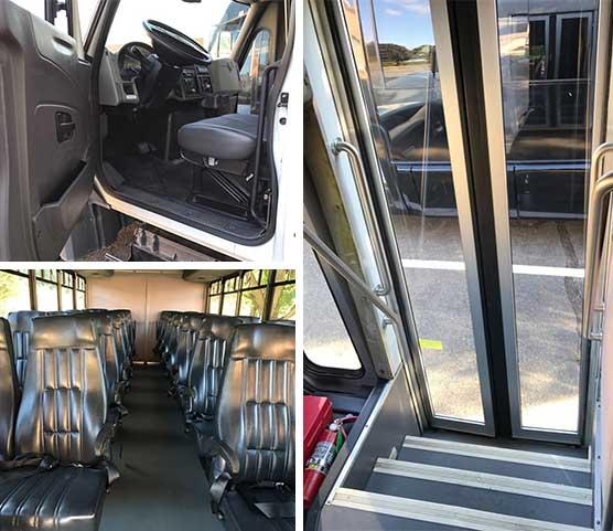 24 – 28 Pax Mini Bus