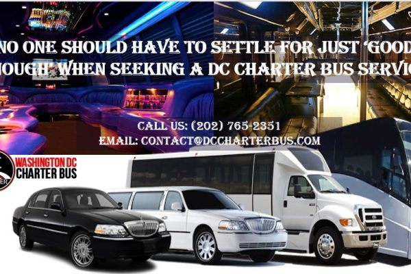 DC Charter Bus Service