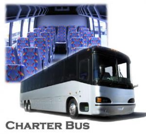 Charter Bus Rentals Tucson