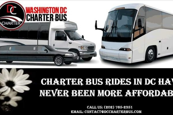 Washington DC Charter Bus