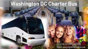 DC Charter Bus Rentals