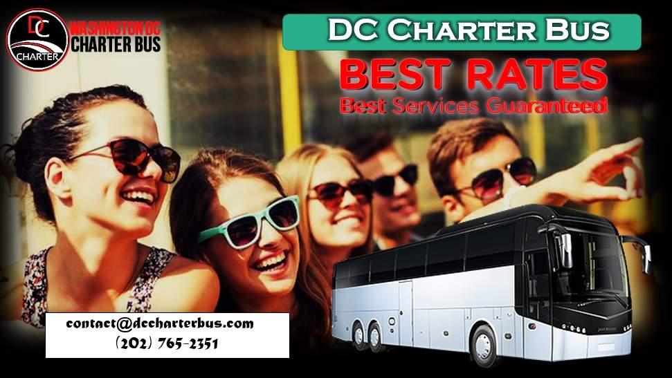 DC Charter Bus Rental