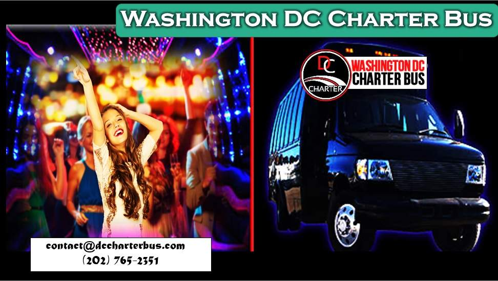 Washington DC Charter Buses