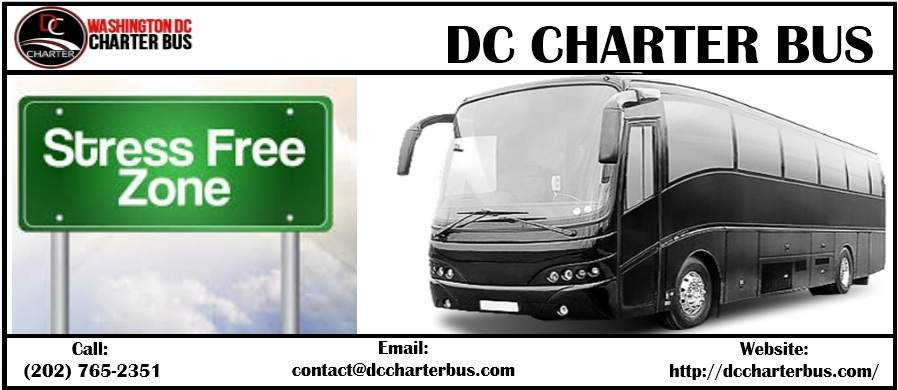 DC Airport Charter Bus