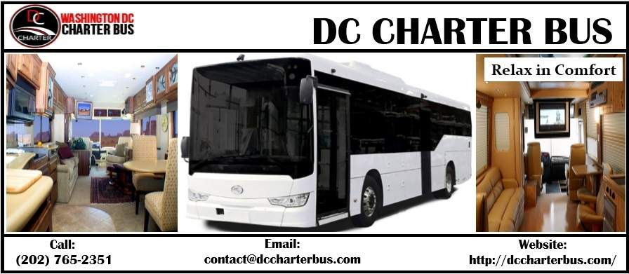 Airport Charter Bus DC