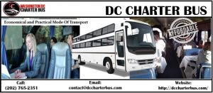Washington DC Charter Bus