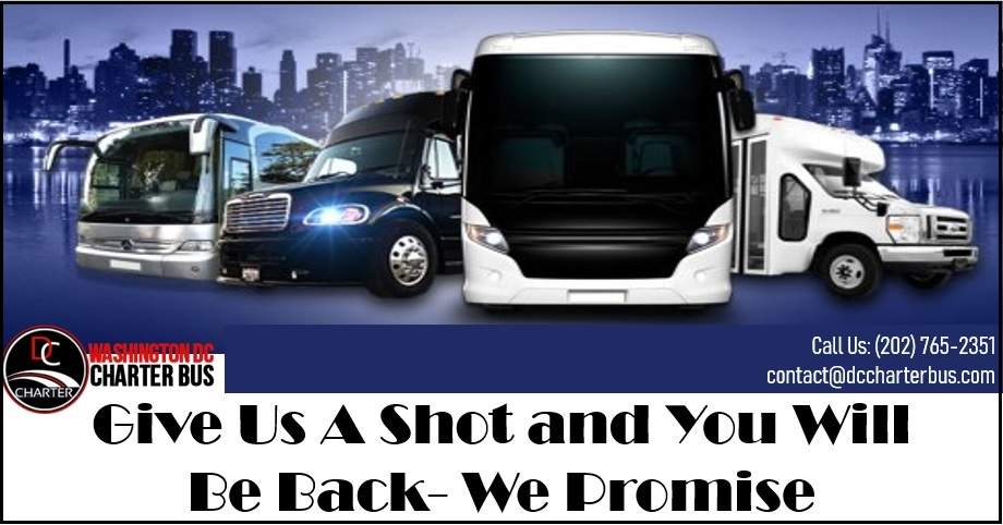 Washington DC Coach Rental