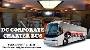 DC CORPORATE CHARTER BUSES