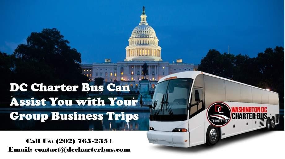 DC Charter Bus