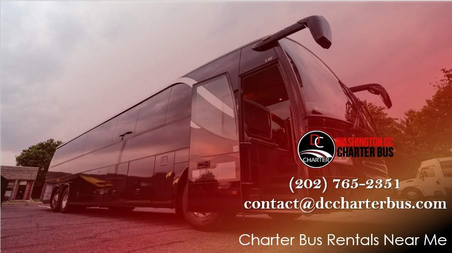 Charter Bus Rental Near Me