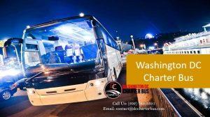 Washington DC Charter Buses