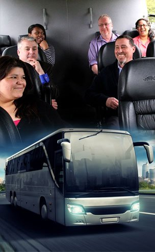 DC Corporate Charter Bus