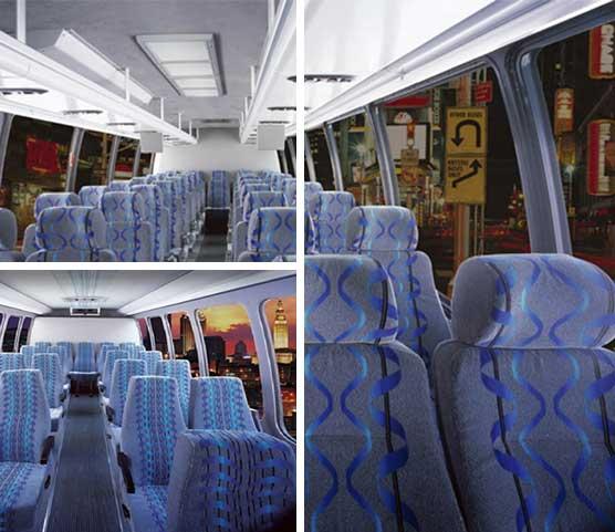 30 – 38 Pax Mini Bus