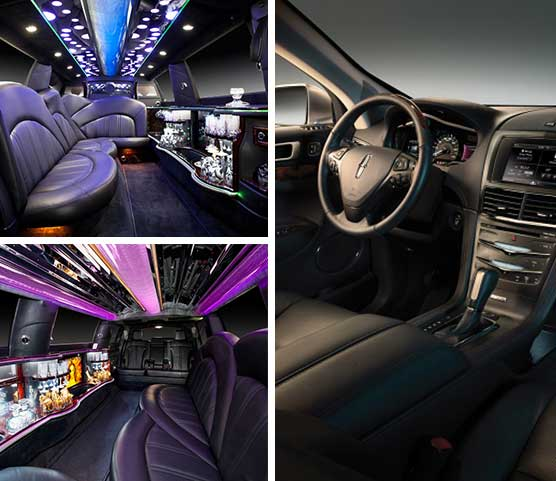 8 Pax MKT Limo